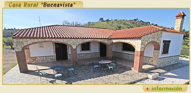 Casa rural buenavista de salvale n casas rurales - Casa rural en pirineo catalan ...